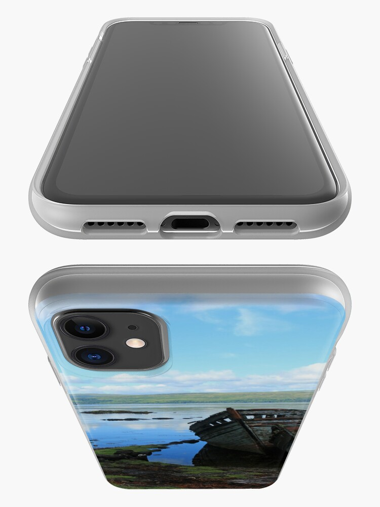 Alternate view of Salen serenity iPhone Case & Cover