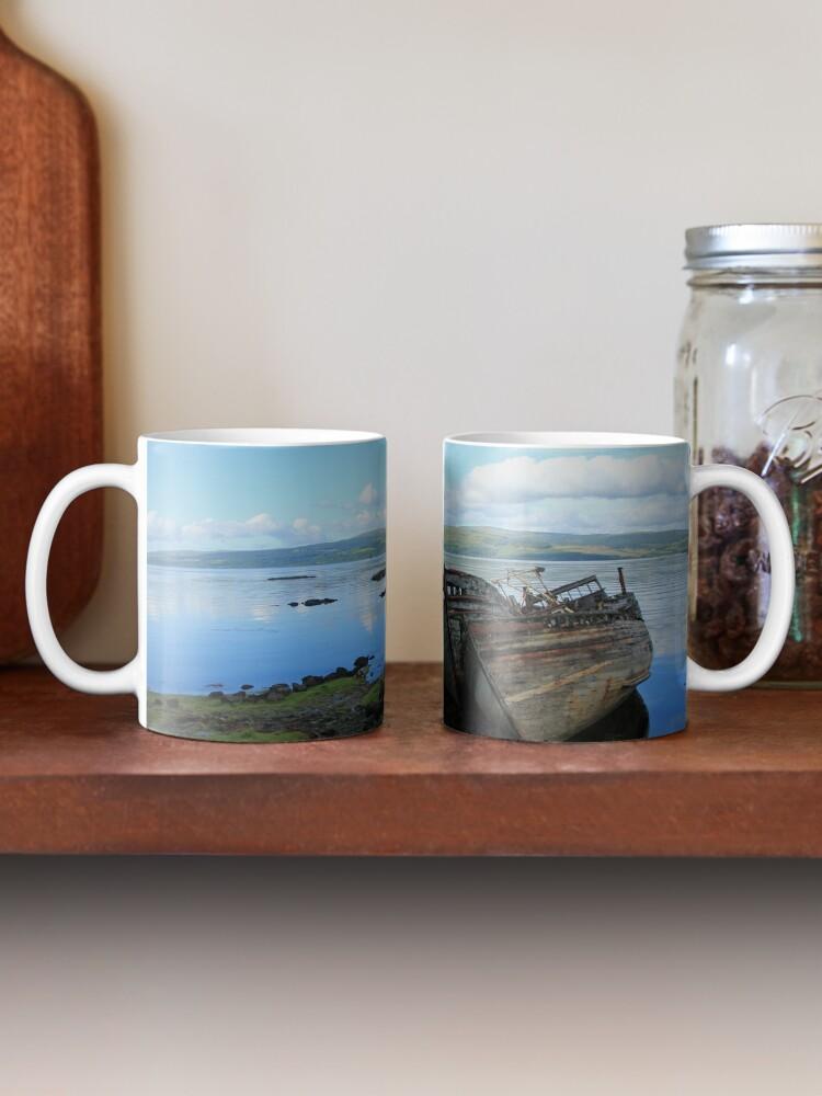 Alternate view of Salen serenity Mug