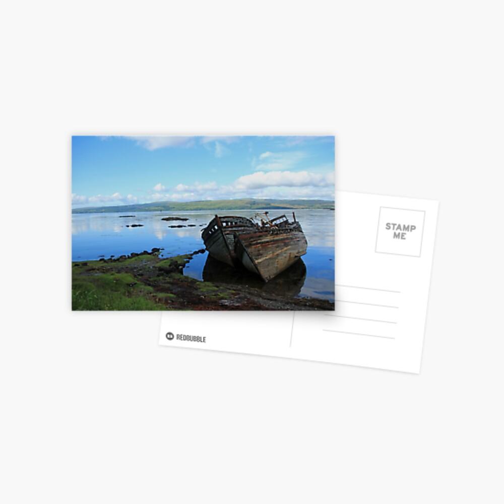Salen serenity Postcard