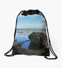 Salen serenity Drawstring Bag