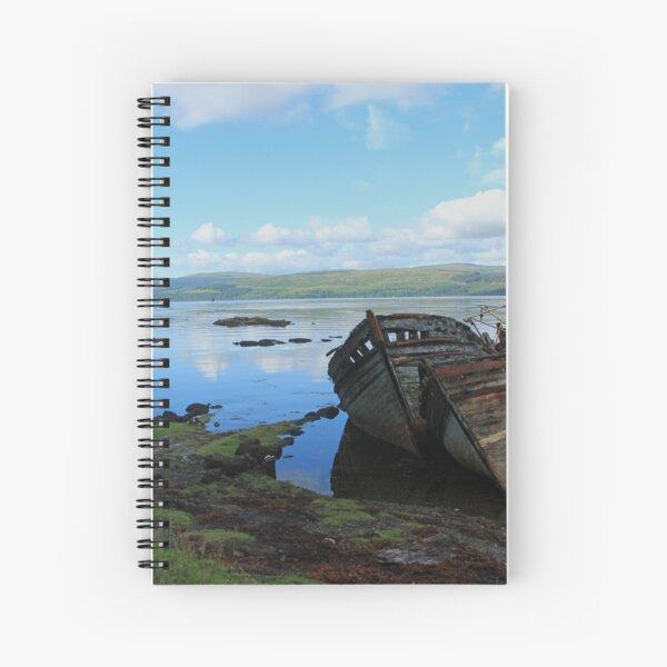 Salen serenity Spiral Notebook