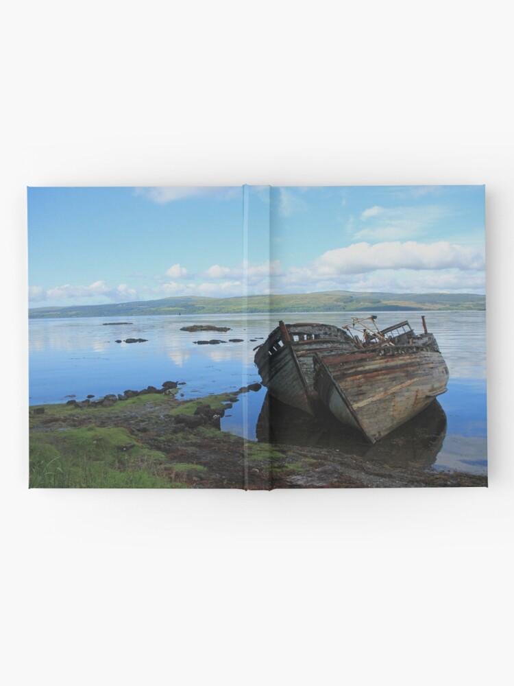 Alternate view of Salen serenity Hardcover Journal