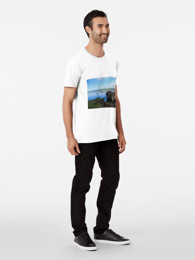 Alternate view of Salen serenity Premium T-Shirt