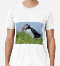 Peckish puffin Premium T-Shirt