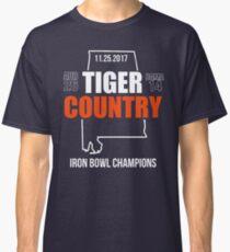 2017 IRON BOWL CHAMPIONS SHIRT Classic T-Shirt