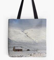 Glenshee cottage Tote Bag