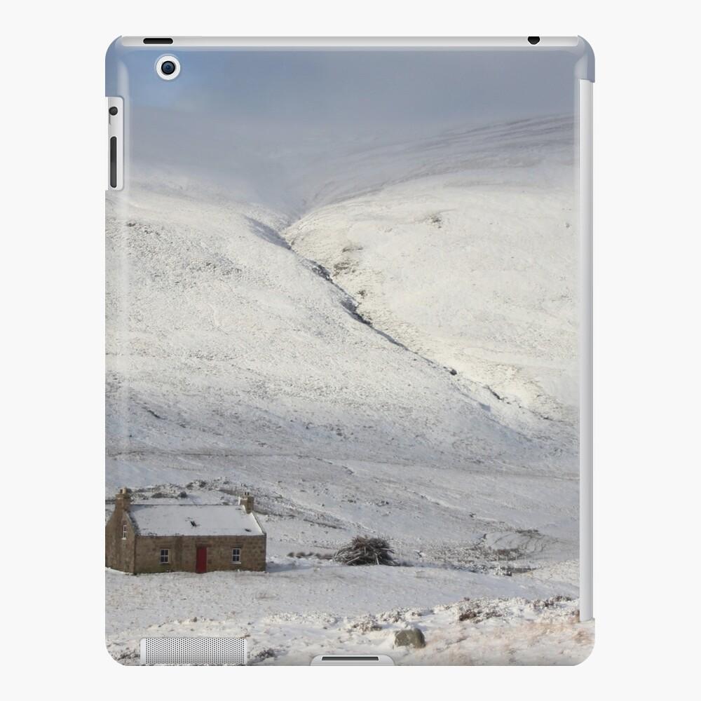 Glenshee cottage iPad Case & Skin