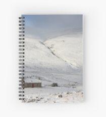Glenshee cottage Spiral Notebook