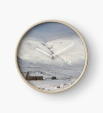 Glenshee cottage Clock