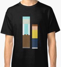 Rick and Morty - Minimalists Classic T-Shirt