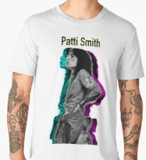 Patti Smith Men's Premium T-Shirt