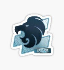 North Eleague Major Atlanta 2017 Sticker
