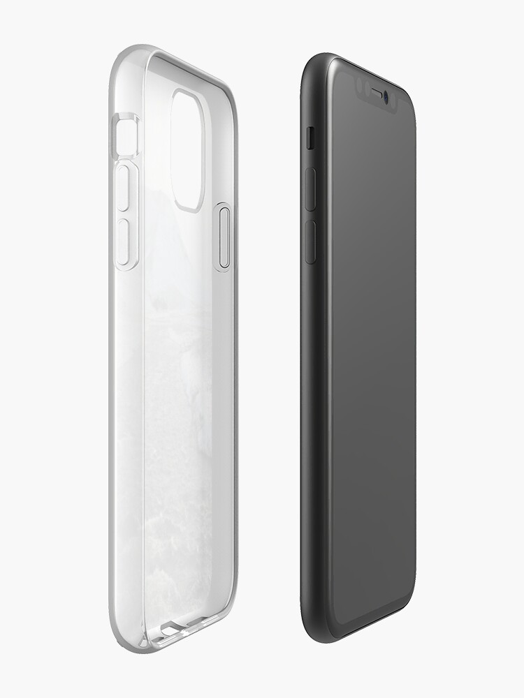 Alternate view of Winter river iPhone Case & Cover