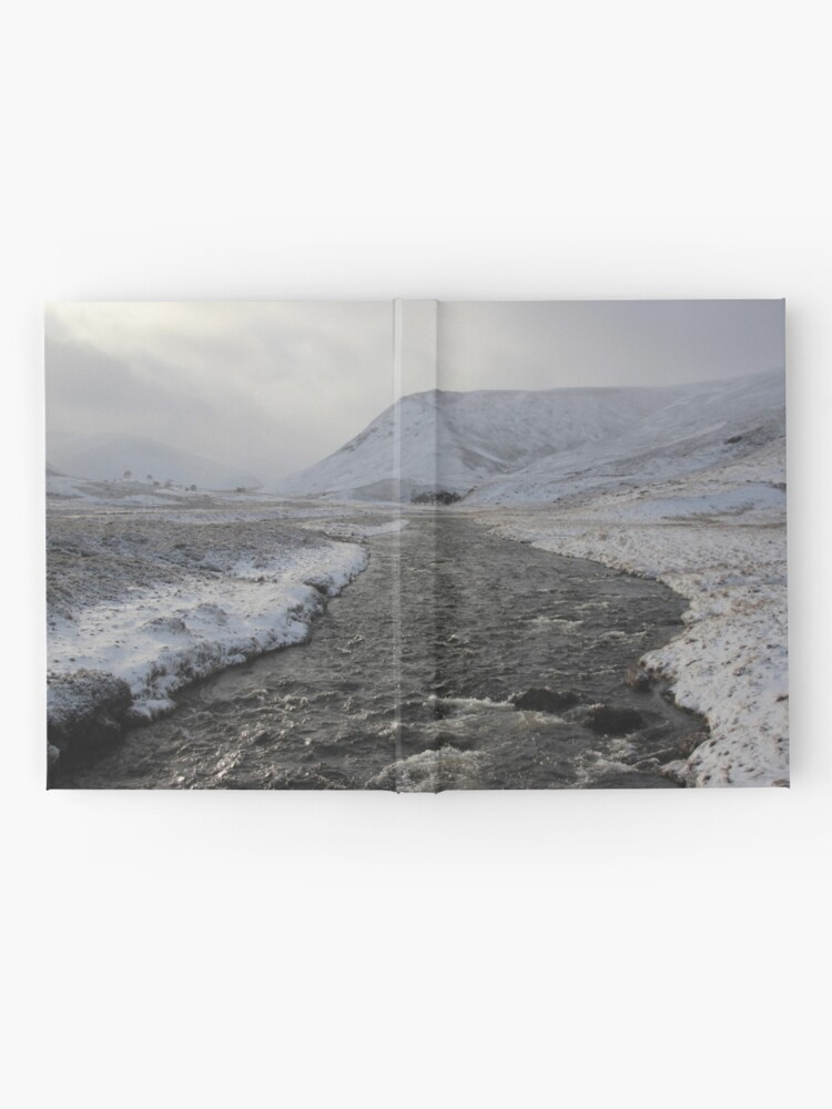Alternate view of Winter river Hardcover Journal