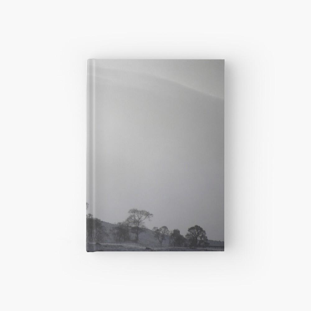 White Hardcover Journal