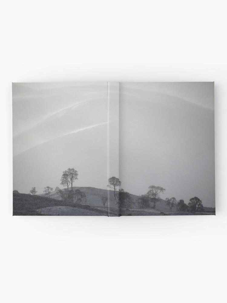 Alternate view of White Hardcover Journal
