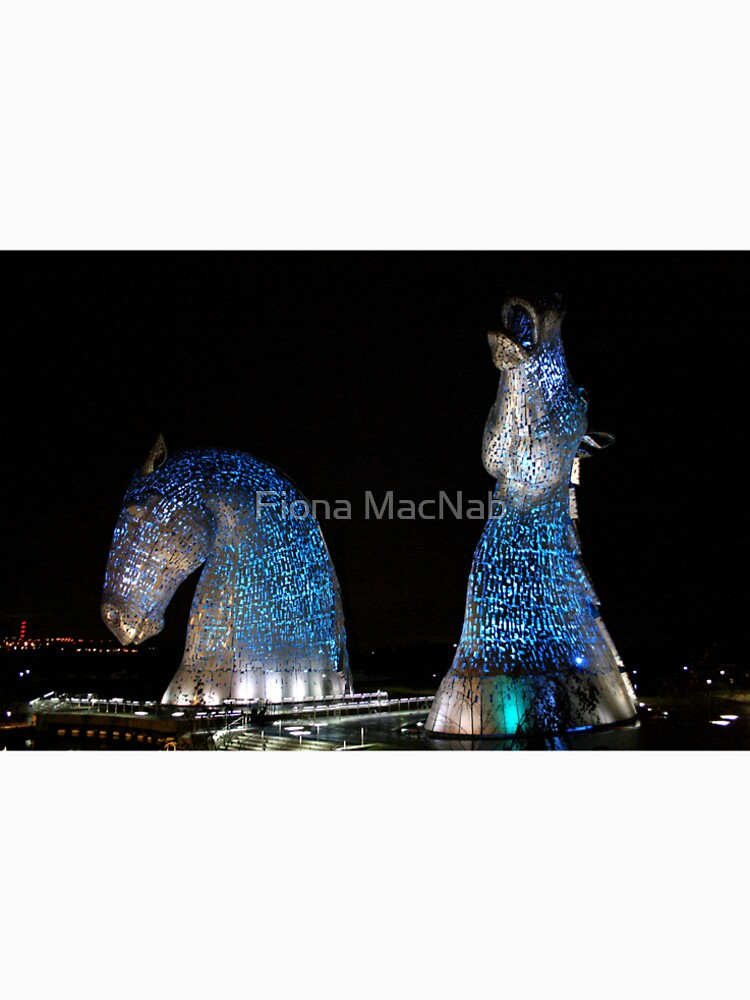 The Kelpies by orcadia