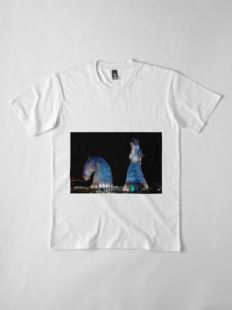 Alternate view of The Kelpies Premium T-Shirt