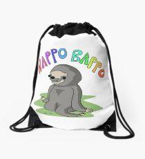 Nappo Bappo - Tiny Snek Comics Drawstring Bag