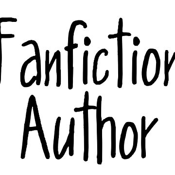 Fanfiction Author by EleanorRoseYT