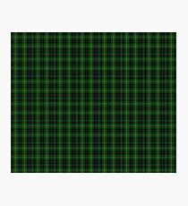 Campbell, Marquis of Lorne Commerative Tartan  Photographic Print
