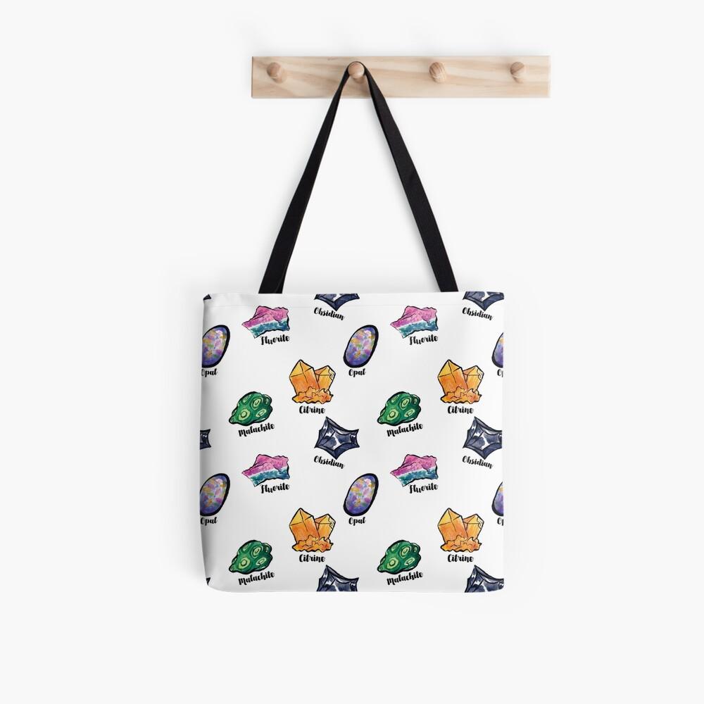 Favorite Rocks Tote Bag