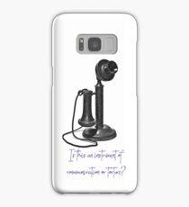 Communication or Torture Samsung Galaxy Case/Skin