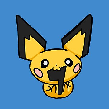 Pichu by Underbridge
