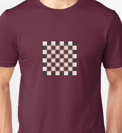 Knight's Tour Chessboard T-Shirt