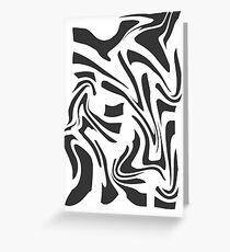 Abstract 33 Greeting Card