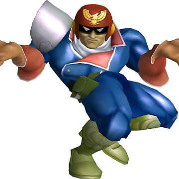 Captain Falcon does DK's Taunt by Underbridge