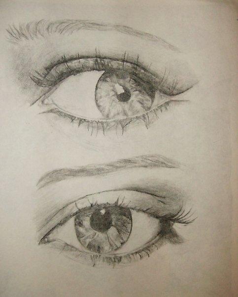 Eyes by Jillayne Cartwright
