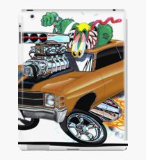 Vince Crain MONSTER MUSCLE 1971 SS iPad Case/Skin