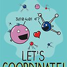 Let's coordinate! by Nick Uhlig