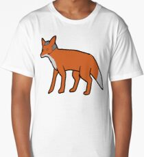 Fox McCloud Long T-Shirt