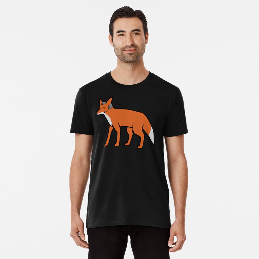 Fox McCloud Premium T-Shirt