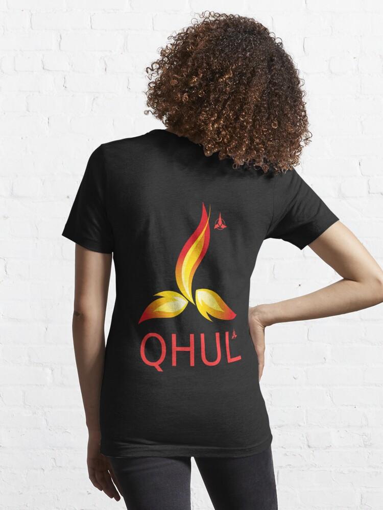 Vista alternativa de Camiseta esencial QHUL - TI de salud para guerreros reales