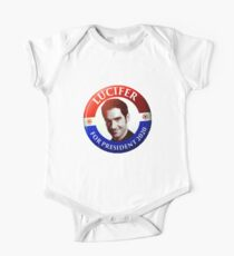 Lucifer for President Kids Clothes