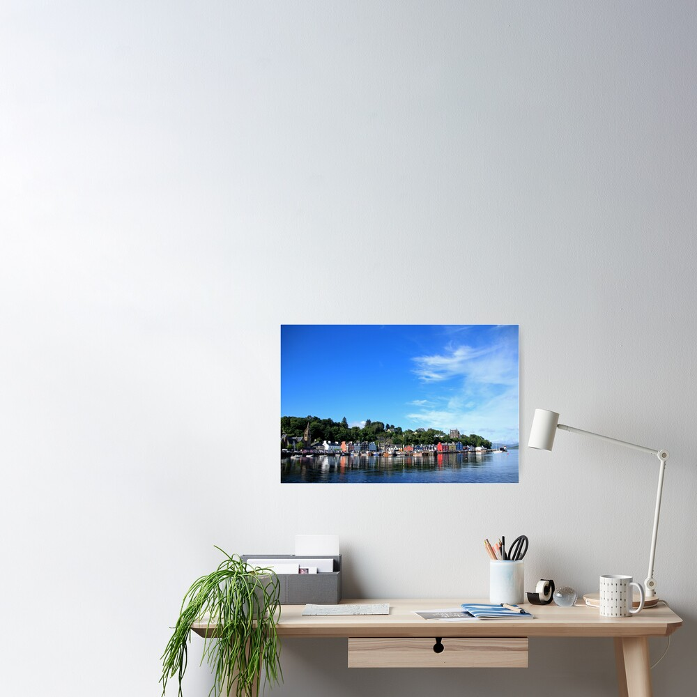 Blue Sky in Balamory Poster