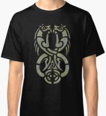 Celtic Water Kelpie-Green Version Classic T-Shirt