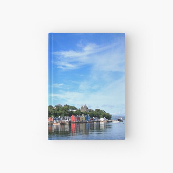 Blue Sky in Balamory Hardcover Journal