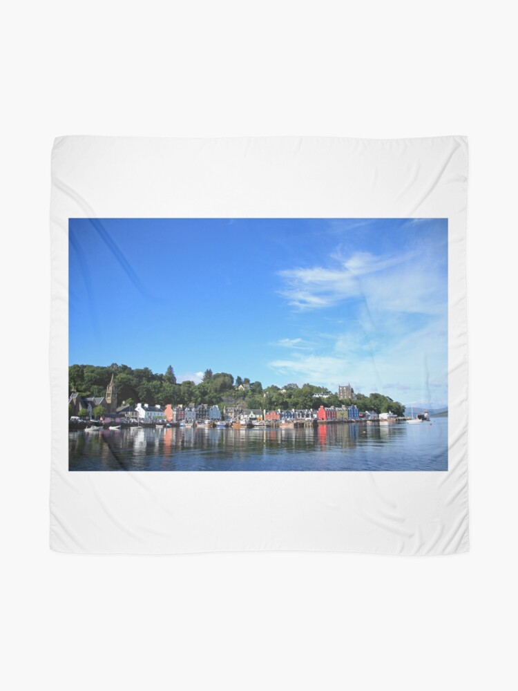 Alternate view of Blue Sky in Balamory Scarf