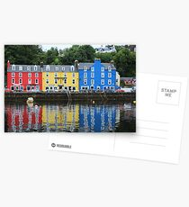 Reflection Postcards