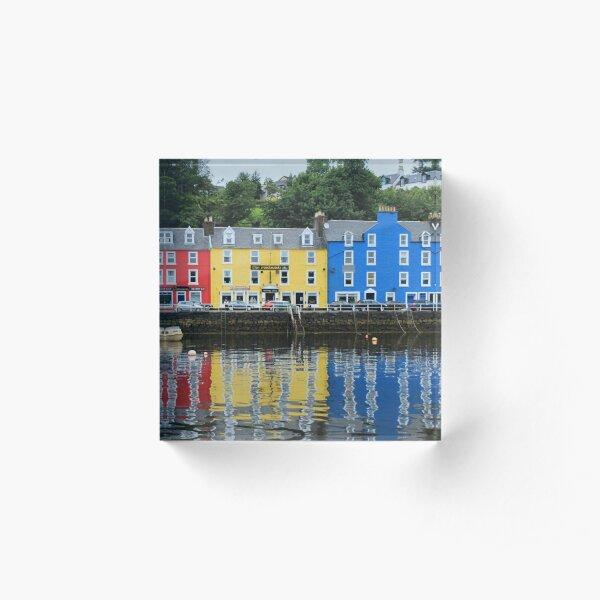 Reflection Acrylic Block