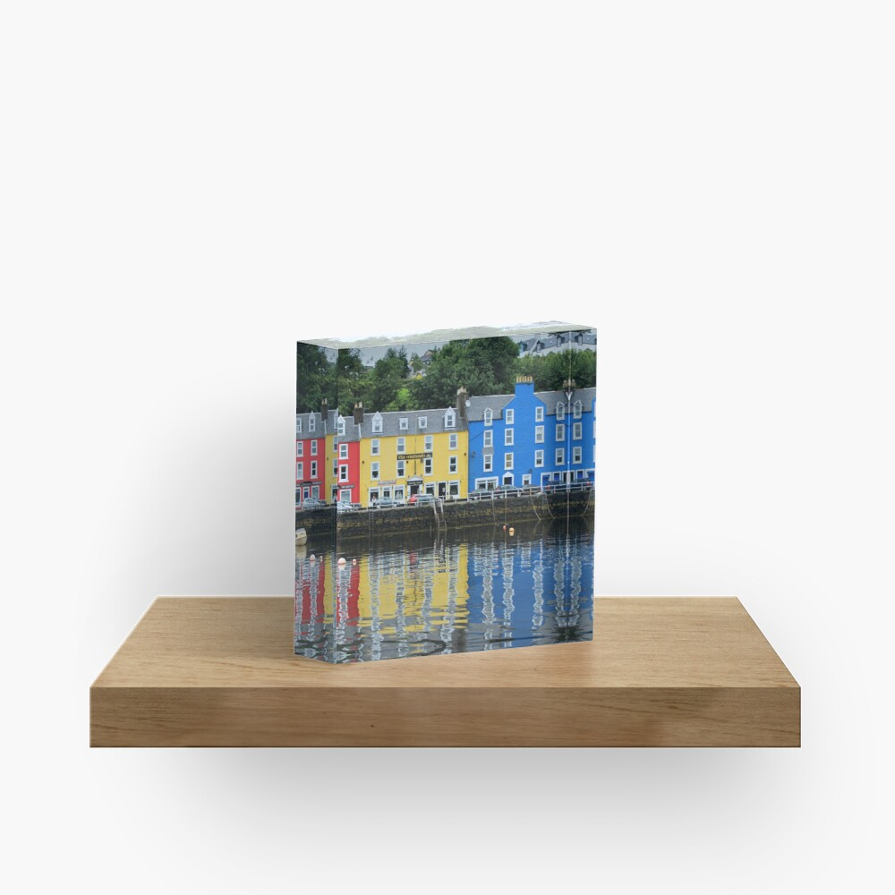 Reflection Acrylic Block