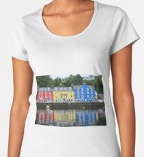 Reflection Premium Scoop T-Shirt