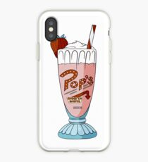 Pop's Milkshake / Riverdale iPhone Case