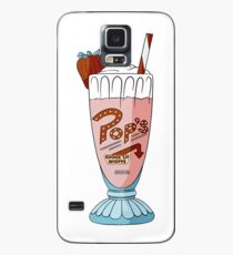 Funda/vinilo para Samsung Galaxy Pop's Milkshake / Riverdale