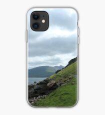 Island road iPhone Case