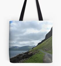 Island road Tote Bag